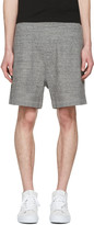 DSQUARED2 Grey Jersey Lounge Shorts
