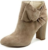 Louise et Cie Theron Women Pointed Toe Suede Nude Ankle Boot.