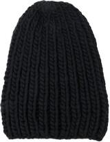 I Love Mr Mittens chunky knit beanie