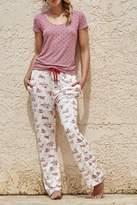Pip Studio Fleur Pajama Pant