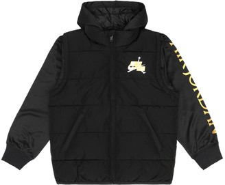 Jordan Synthetic Down Jackets