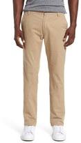 VISSLA Men's 'High Tider' Twill Chino Pants