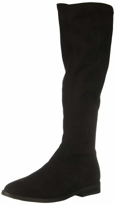 Gentle Souls by Kenneth Cole Women's Emma Stretch Over The Knee Flat Boot Boot