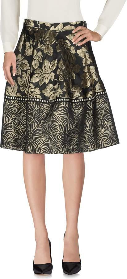 Dixie Knee length skirts - Item 35332662JH