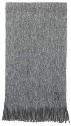 HUGO BOSS Albas-B Wool Scarf