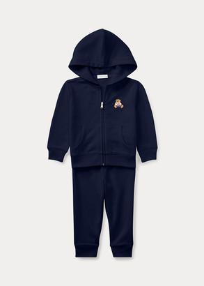 Ralph Lauren Polo Bear Hoodie & Pant Set