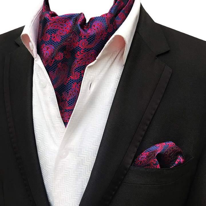 5f5f444653a7b Mens Purple Handkerchief - ShopStyle Canada
