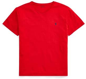 Ralph Lauren Classic Fit Cotton T-Shirt