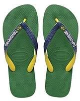 Havaianas Unisex Adults Brasil Mix Flip Flops,, (39/40 Brazilian) (41/42 EU)