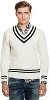 Polo Ralph Lauren Wool Cricket Sweater