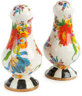 Mackenzie Childs MacKenzie-Childs Flower Market Large Salt & Pepper Set