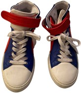 Pierre Hardy Multicolour Leather Trainers