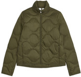 Arket Quilted Down Liner Jacket