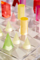 Urban Outfitters Neon Acrylic Chess Set
