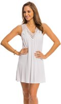 Kenneth Cole Reaction Crochet Cover Up Dress 8123509