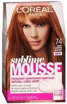 L'Oreal Paris Sublime Permanent Hair Color Dark Copper Blonde