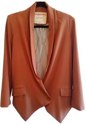 Anthropologie \N Orange Jacket for Women
