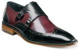 Stacy Adams Brewster Double Monk Strap Slip-On