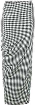 Comme des Garcons Pre-Owned 1997's gingham check skirt