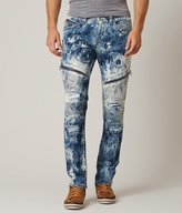 Rock Revival Moto Slim Straight Jean