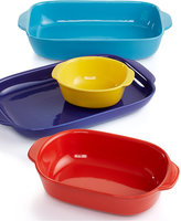 Corningware CW by 4 Piece Nesting Bakeware Set