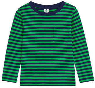 Arket Striped Long Sleeve