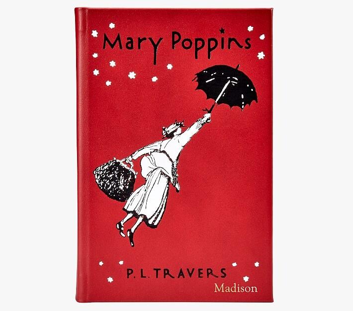 Pottery Barn Kids Mary Poppins Heirloom Book