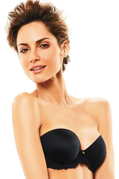 JLO by Jennifer Lopez timeless allure strapless push-up bra