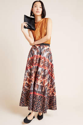 Bhanuni By Jyoti Kaleidoscope Maxi Skirt