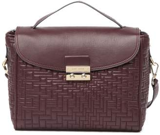 Cole Haan Quilted Leather Satchel