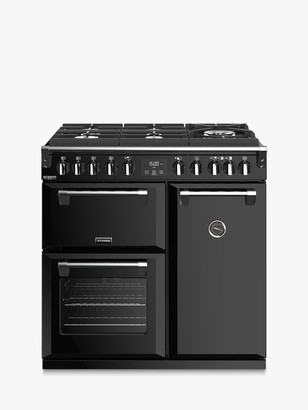 Stoves Richmond Deluxe S900DF Gas Through Glass Dual Fuel Range Cooker