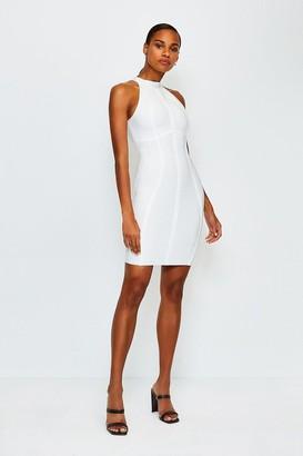 Karen Millen Racer Bandage Dress
