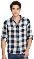 Denim & Supply Ralph Lauren Double-Faced Cotton Workshirt