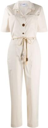 Nanushka Zuni tie-waist jumpsuit