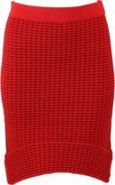 Jonathan Simkhai Mullet Dasha Knit Skirt