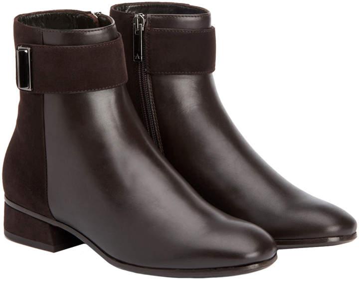 Aquatalia Lupita Waterproof Leather Boot