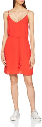 Tommy Jeans Women's Summer Sleeveless A-Line Dress