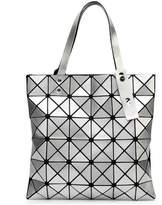 Kayers Sulliva Womens Fashion Geometric Plaid Tote Bag Glossy PU Leather Shoulder Bag Top-handle Handbags