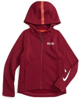 Nike Toddler Boy's Elite Therma-Fit Fleece Hoodie