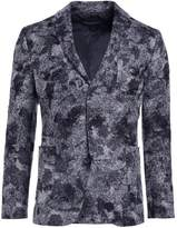Drykorn Burley Suit Jacket Schwarz/grau