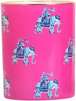 Lilly Pulitzer Glass Candle, Bazaar