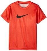 Nike Blacktop All Over Print Dri-Fit Tee Boy's T Shirt