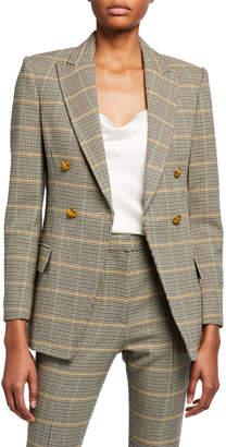 A.L.C. Sedgwick II Glen Plaid Jacket