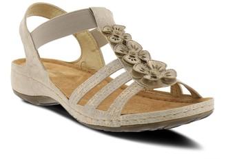 Spring Step Flexus by Adede Women's T-Strap Sandals