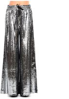 McQ by Alexander McQueen Embellished Culottes Trousers