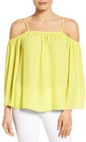 Vince Camuto Off the Shoulder Blouse
