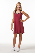 PPLA Clothing Striped Red Dress