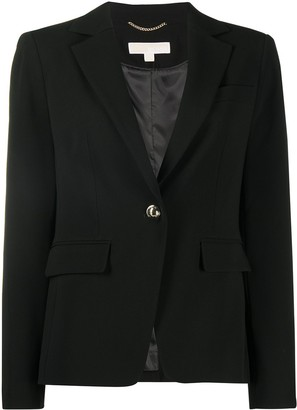 MICHAEL Michael Kors Single Breasted Blazer