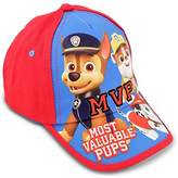 Nickelodeon Toddler Boys Paw Patrol Cotton Baseball Cap, Age 2-4