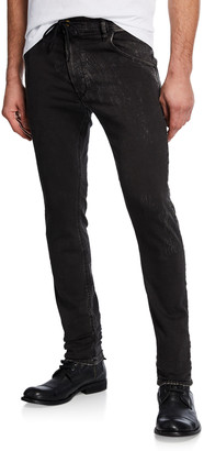 Diesel Men's Krooley CB Tapered Jogg Jeans